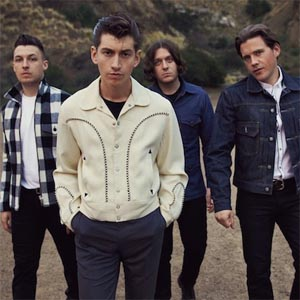 Photo of Artist Arctic Monkeys
